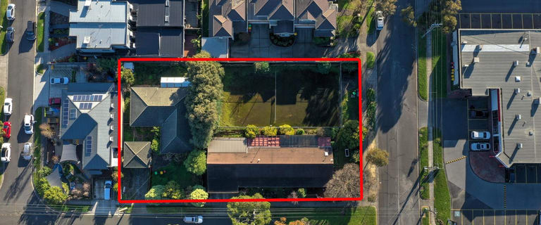 Development / Land commercial property for sale at 467 Burwood Highway Vermont South VIC 3133