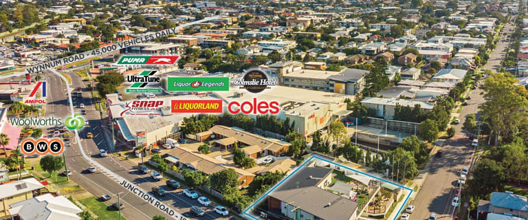 Shop & Retail commercial property for sale at 54 Junction Road Morningside QLD 4170