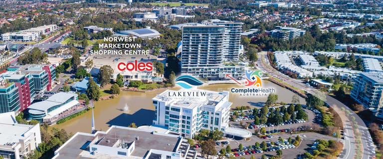 Medical / Consulting commercial property for sale at Suite 307/11 Solent Circuit Norwest NSW 2153