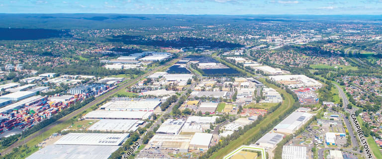 Showrooms / Bulky Goods commercial property for sale at 3 Holmes Road Minto NSW 2566