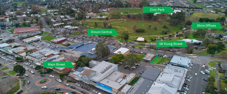 Development / Land commercial property for sale at 48 Young Street Drouin VIC 3818