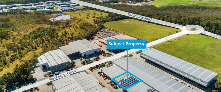 Factory, Warehouse & Industrial commercial property sold at 3/29-31 Fred Chaplin Circuit Bells Creek QLD 4551