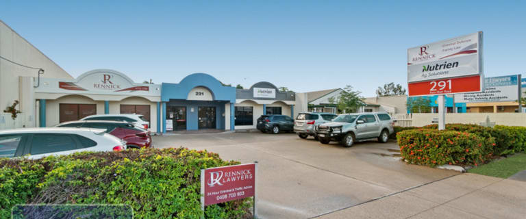 Offices commercial property for sale at 291 Ross River Road Aitkenvale QLD 4814