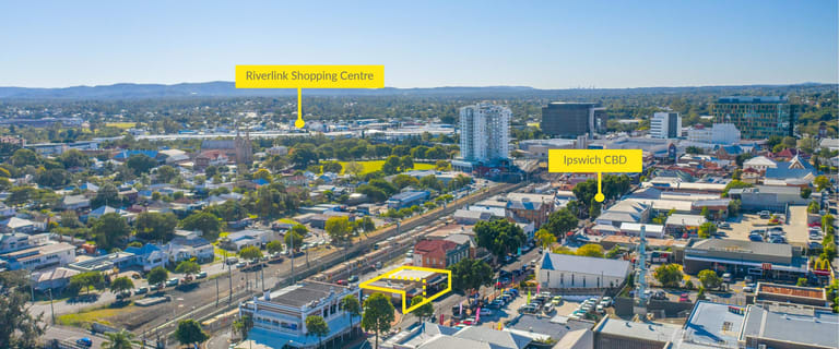 Shop & Retail commercial property for sale at 245 & 247 Brisbane Street Ipswich QLD 4305
