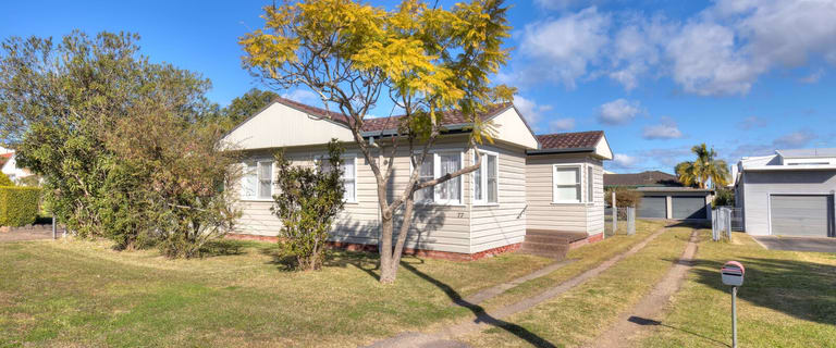 Development / Land commercial property for sale at 75 & 77 Albert Street Warners Bay NSW 2282