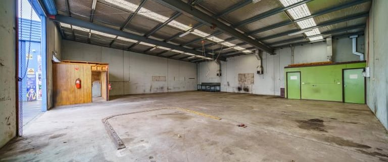 Factory, Warehouse & Industrial commercial property for sale at Unit 10, 13 Malvern Street Bayswater VIC 3153