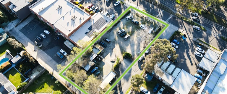 Development / Land commercial property for sale at 1186 Burwood Highway Ferntree Gully VIC 3156