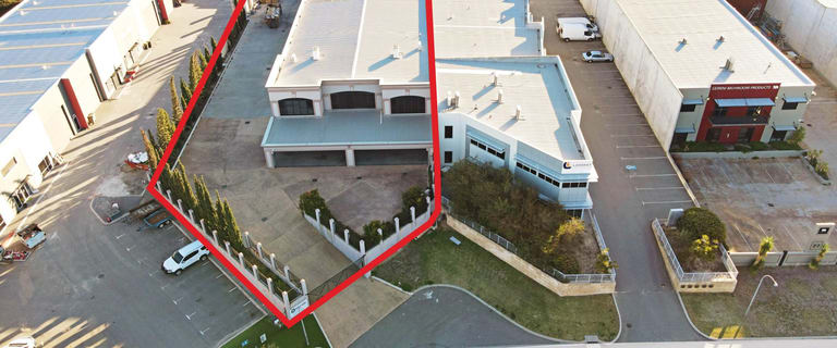 Factory, Warehouse & Industrial commercial property sold at 23 Harris Road Malaga WA 6090