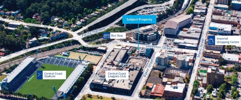 Development / Land commercial property for sale at 91A Donnison Street Gosford NSW 2250
