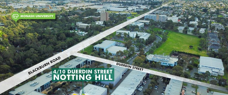 Factory, Warehouse & Industrial commercial property for sale at 4/10 Duerdin Street Notting Hill VIC 3168