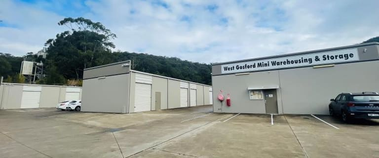 Factory, Warehouse & Industrial commercial property for sale at Unit 31/20 Tathra Street West Gosford NSW 2250
