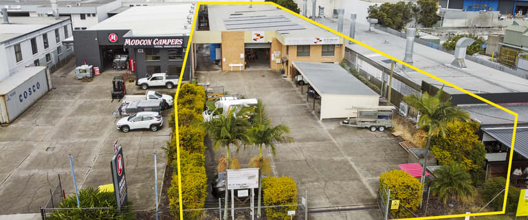 Factory, Warehouse & Industrial commercial property for sale at 19 Smith Street Capalaba QLD 4157