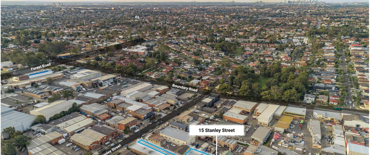 Factory, Warehouse & Industrial commercial property for sale at 15 Stanley Street Peakhurst NSW 2210