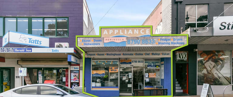 Offices commercial property for sale at 239 Beach  Street Frankston VIC 3199
