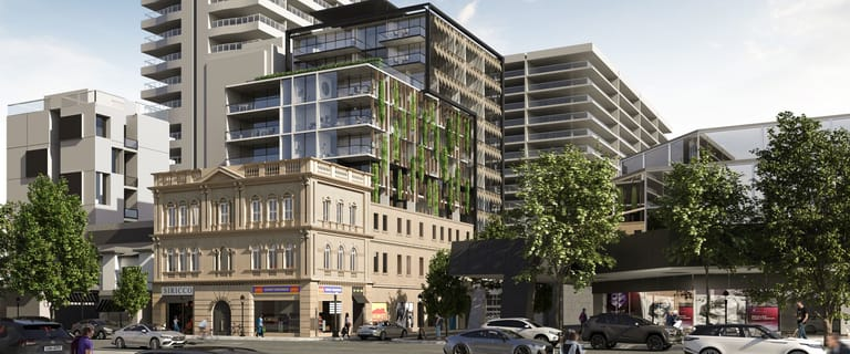 Development / Land commercial property for sale at 189 Toorak Road South Yarra VIC 3141