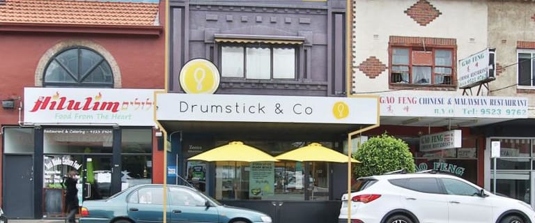 Shop & Retail commercial property for sale at 152 Hawthorn Road Caulfield North VIC 3161