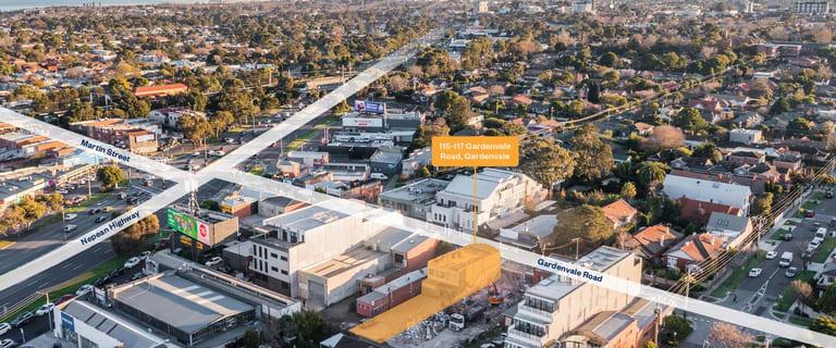 Development / Land commercial property for sale at 115-117 Gardenvale Road Gardenvale VIC 3185