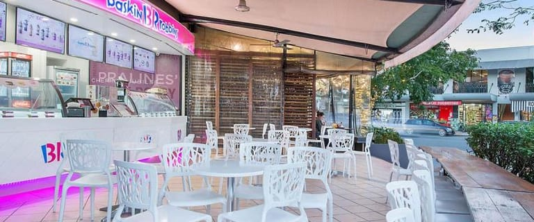 Shop & Retail commercial property for sale at Entire Building/155 Baroona Road Paddington QLD 4064