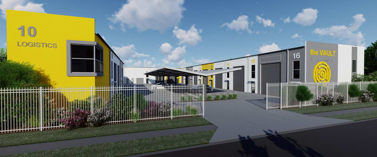 Factory, Warehouse & Industrial commercial property for lease at The Vault 10 Logistics Place Arundel QLD 4214