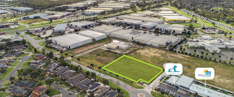 Development / Land commercial property for sale at 1 Wally Place Lynbrook VIC 3975