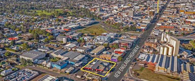 Shop & Retail commercial property for sale at 282 Ruthven Street Toowoomba City QLD 4350
