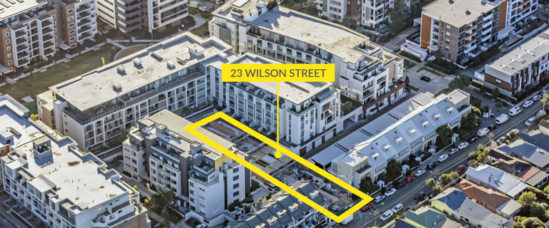 Development / Land commercial property for sale at 23 Wilson Street Botany NSW 2019