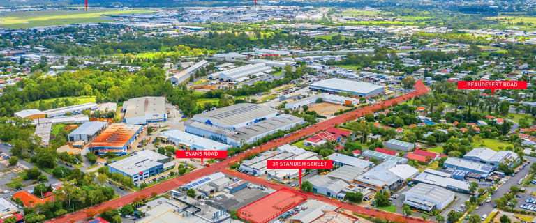 Factory, Warehouse & Industrial commercial property sold at 31 Standish Street Salisbury QLD 4107