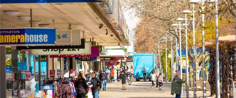 Shop & Retail commercial property for sale at 261 - 267 Wyndham Street Shepparton VIC 3630