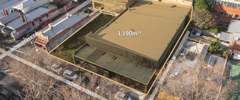Development / Land commercial property for sale at 430-434 George Street Fitzroy VIC 3065