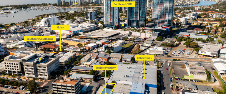 Offices commercial property for sale at 8 Bay Street Southport QLD 4215