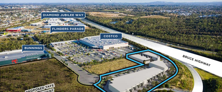 Factory, Warehouse & Industrial commercial property for lease at 41-57 Cook Court North Lakes QLD 4509