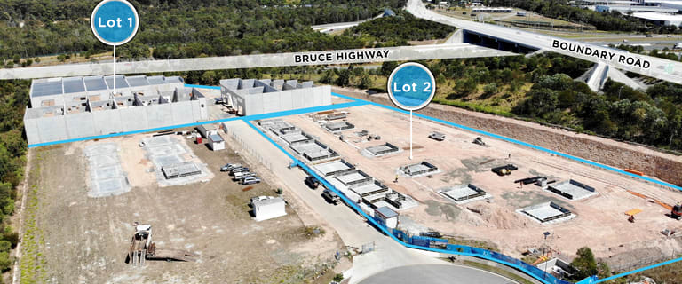 Factory, Warehouse & Industrial commercial property for sale at 41-57 Cook Court North Lakes QLD 4509