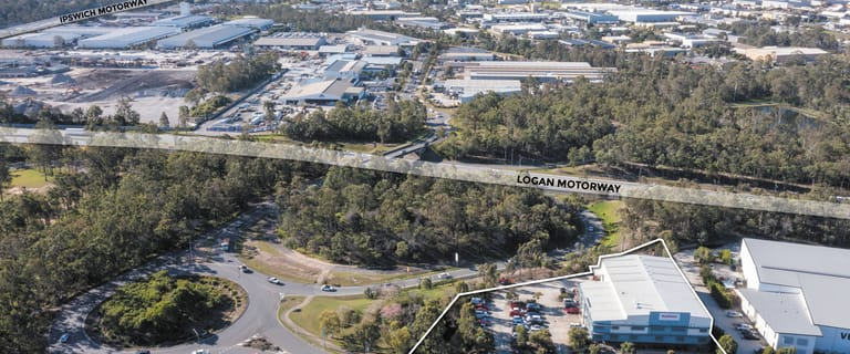 Factory, Warehouse & Industrial commercial property for sale at 2-4 Ron Boyle Crescent Carole Park QLD 4300