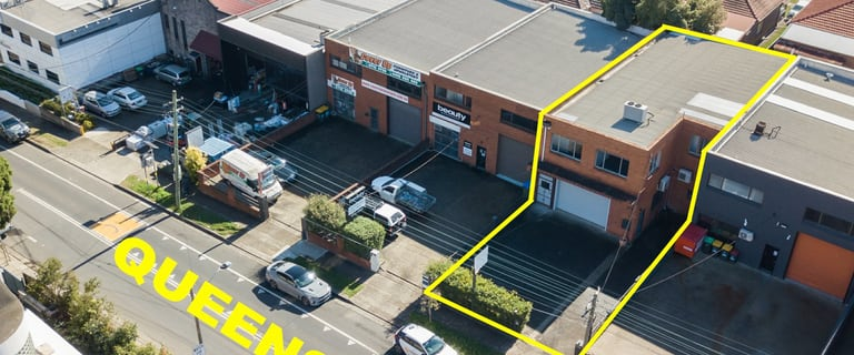 Factory, Warehouse & Industrial commercial property for sale at 106 Queens Road Five Dock NSW 2046