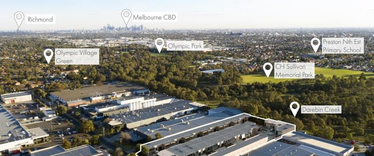Offices commercial property for sale at 52 Sheehan Road Heidelberg West VIC 3081