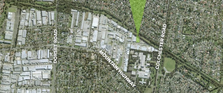 Development / Land commercial property for sale at 5 Prospect Place Boronia VIC 3155
