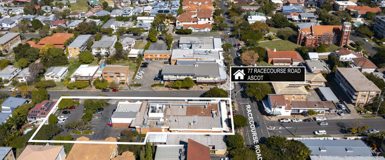 Shop & Retail commercial property for sale at 77 Racecourse Road Ascot QLD 4007