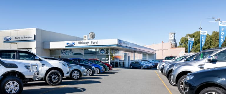 Factory, Warehouse & Industrial commercial property for sale at 326 Great Eastern Highway Midland WA 6056