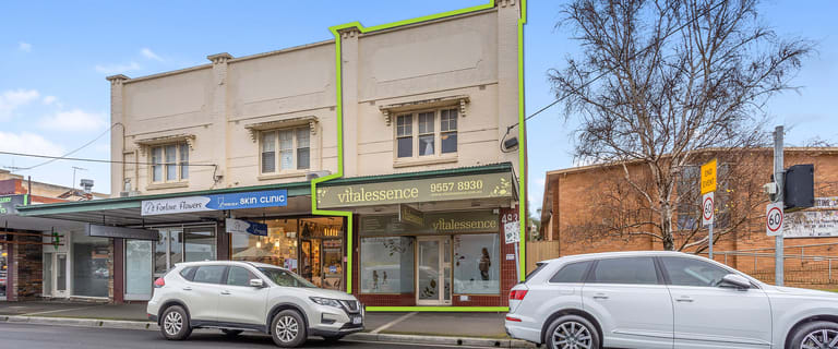 Medical / Consulting commercial property for sale at 493 Centre Road Bentleigh VIC 3204