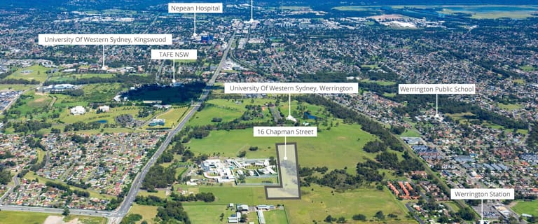 Factory, Warehouse & Industrial commercial property for sale at 16 Chapman Street Werrington NSW 2747