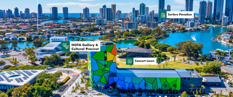Development / Land commercial property for sale at 25-29 Mawarra Street Chevron Island QLD 4217