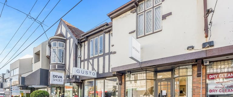 Medical / Consulting commercial property for sale at 531 Toorak Road Toorak VIC 3142