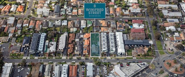 Development / Land commercial property for sale at 8 Winifred Street Essendon VIC 3040