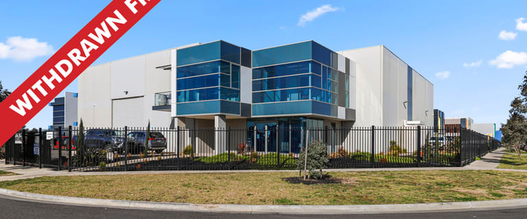 Factory, Warehouse & Industrial commercial property for sale at 31 North Park Drive Somerton VIC 3062