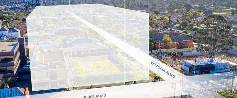 Development / Land commercial property sold at 166 Victoria Road Camberwell VIC 3124