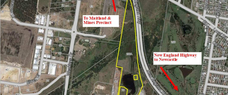 Development / Land commercial property for sale at 100A Enterprise Drive Beresfield NSW 2322