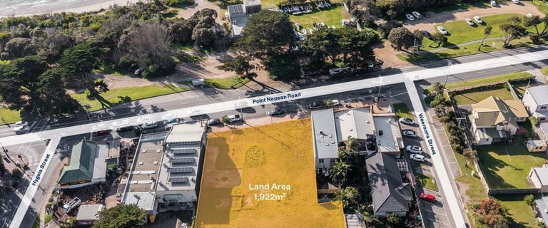 Development / Land commercial property for sale at 2123-2135 Point Nepean Road Rye VIC 3941
