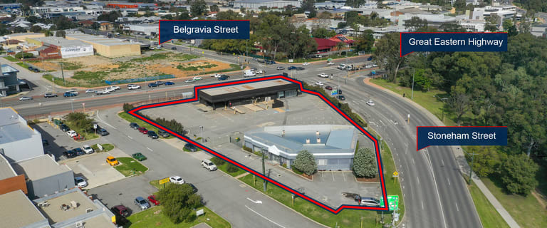 Factory, Warehouse & Industrial commercial property for sale at 172-176 Great Eastern Highway Ascot WA 6104