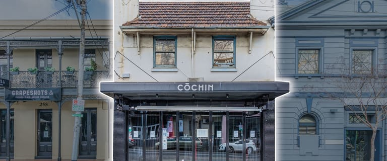 Shop & Retail commercial property for sale at 256 Swan Street Richmond VIC 3121