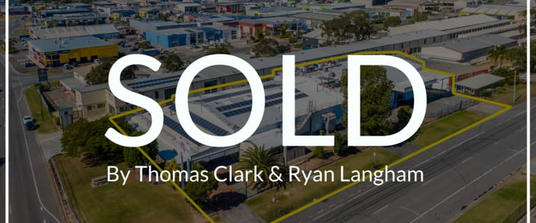Factory, Warehouse & Industrial commercial property sold at 4 Wrights Place Arundel QLD 4214